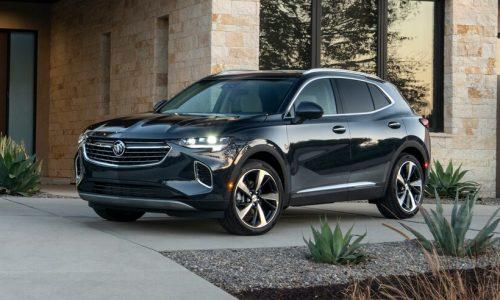 Первый взгляд на Buick Envision 2021 года: более привлекательный и менее мощный роскошный внедорожник