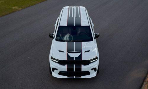 Хотите купить 710-сильный Dodge Durango SRT Hellcat?