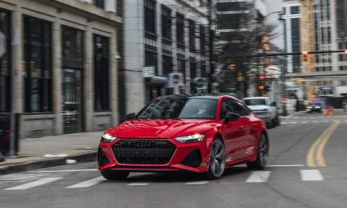 Протестировано: Audi RS7 Sportback 2021 года попадает в соперничество между братьями и сестрами