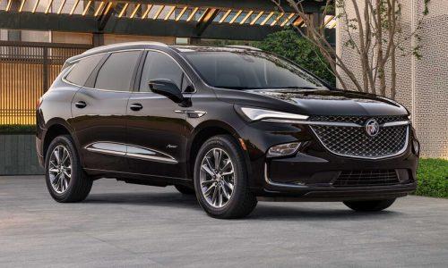 Трехрядный внедорожник Buick Enclave 2022 выходит из моды новым элегантным дизайном