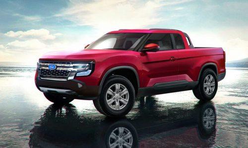 Ford Maverick 2022 года: что мы знаем о компактном грузовике