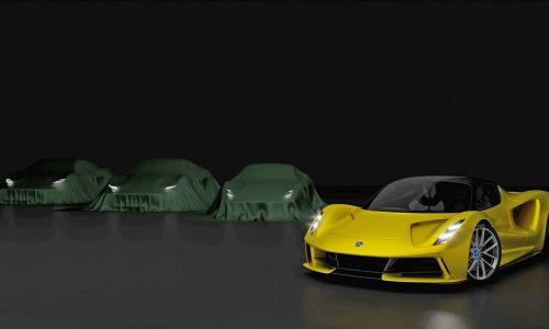 Lotus выпускает новый модельный ряд: Elise, Evora и Exige уйдут в 2021 году