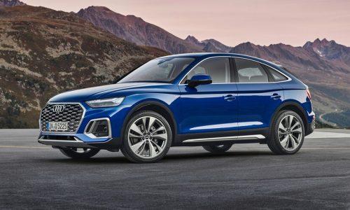 Audi Q5 Sportback 2021 года