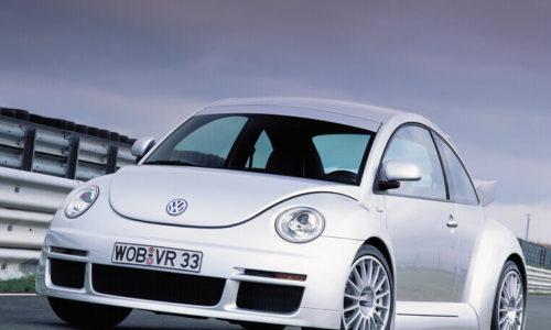 Новый Volkswagen Beetle RSI, гоночный жук