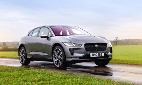 Первый взгляд на Jaguar I-Pace 2022 года: настройка скорости электромобиля