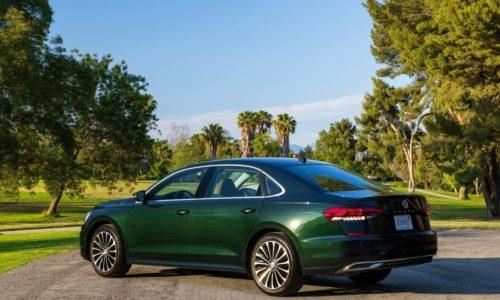 VW Passat, умрёт после 2022 года